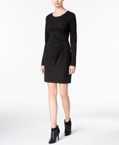Bar 3 black dress vintage