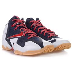 c535d025454 So many choices to keep it patriotic on the of July. What will you be  rocking  Maybe these Nike Lebron 11