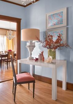 best wall colors with natural trim - Google Search