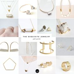 The exquisite jewelry gift guide | My Paradissi