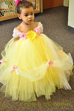 Belle tutu dress @Tiffany Burmeister CAN YOU MAKE THISSS lol