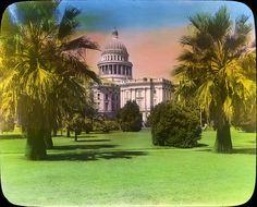 Sacramento, California, capitol building