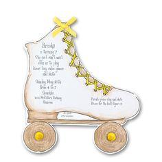 Roller skates pattern Use the printable outline for crafts