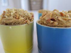 Gros plan sur Labriski-dans-une-tasse : Sur une pinotte! Healthy Cookies, Galette, Madame, Krispie Treats, Cereal, Muffins, Pudding, Cooking, Breakfast