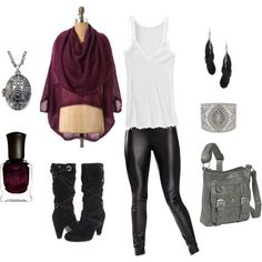 """outfit inspired by """"The Vampire Diaries"""" The Vampire Diaries, Movie Inspired Outfits, Girl Fashion, Fashion Outfits, Character Outfits, Swimwear Fashion, Get The Look, Elegant, Everyday Fashion"""