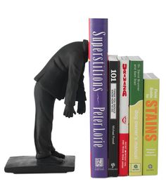 15 Unusual and Modern Bookends Design - Part I Love Books, Books To Read, Modern Bookends, 3d Prints, Book Nooks, Book Nerd, Bibliophile, Book Quotes, Thoughtful Gifts