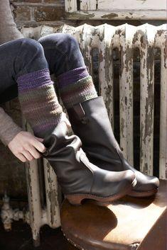Swedish Clog Boots.