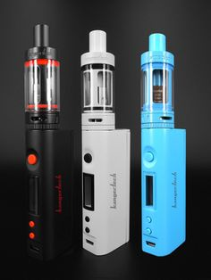 This brand new kit from KangerTech gives you everything you need to get started vaping in style. The sleek design fits comfortablly in the hand and is easy on the eyes.   strictlyecig.wordpress.com/2016/03/05/kanger-subox-mini-starter-kit/
