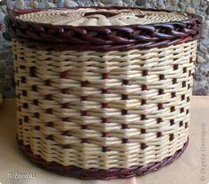 Изделия для питомцев Поделка изделие Плетение Заказы заказы заказы  Трубочки бумажные фото 15