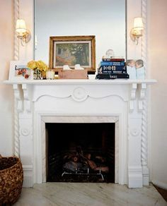 Mantel  Decorations : IDEAS &  INSPIRATIONS : Another 15 mantels decorating ideas for a cozy home