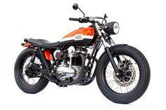 Kawasaki W650 Deus