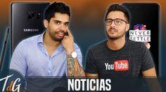 Noticias: Vuelve el Note 7, problemas OnePlus 5 y Mate 10