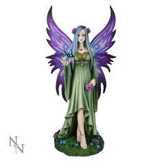 Sagome da Giardino Fata Fate fairys Ornamento Pixie forme Set Nera Ombra