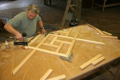 Building a Chinese Chippendale Balustrade Tutorial on How to Build a Chinese Chippendale Railing