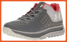 Under Armour Women's Horizon STR Trail Running Shoes, Rhino Gray/Gray Wolf, 9 B(M) US - Athletic shoes for women (*Amazon Partner-Link)