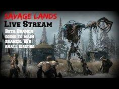 Savage Lands: Live Stream - 1 V 1 with a Trogres Walkthrough