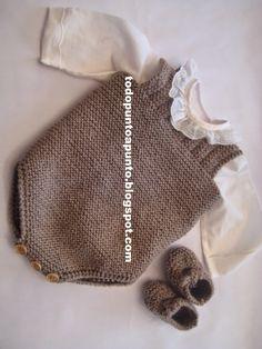 punto para bebés y niños ( de 0- 36 meses)