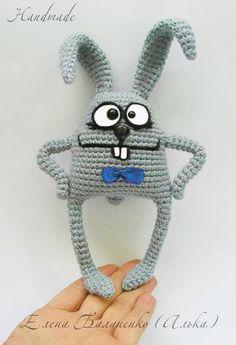 PDF Заяц БО. FREE amigurumi crochet pattern. Бесплатный мастер-класс, схема и описание для вязания игрушки амигуруми крючком. Вяжем игрушки своими руками! Кролик, заяц, зайчик, зайка, rabbit, hare, bunny. #амигуруми #amigurumi #amigurumidoll #amigurumipattern #freepattern #freecrochetpatterns #crochetpattern #crochetdoll #crochettutorial #patternsforcrochet #вязание #вязаниекрючком #handmadedoll #рукоделие #ручнаяработа #pattern #tutorial #häkeln #amigurumis