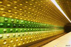 Photo Prague Metro by Riccardo Alunni Bistocchi on 500px