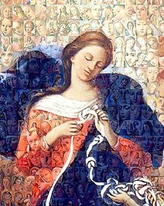 our+lady+undoer+of+knots | Mary, Untier of Knots | My BlogMy Blog