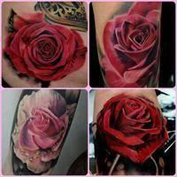 Artist: Matt Jordan at Blue Lotus Tattoo Studio