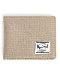Herschel Supply Co. | Khaki Roy Card Wallet |  Lyst
