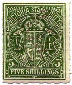 1879 Victoria Revenue Stamp Catalogue Australian Painting, Stamp Catalogue, Old Stamps, Postage Stamp Art, Victoria, Letter Writing, Coins, Survival, History