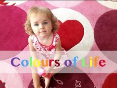 COLOURS OF LIFE (Beautiful healing songs for children with karaoke)