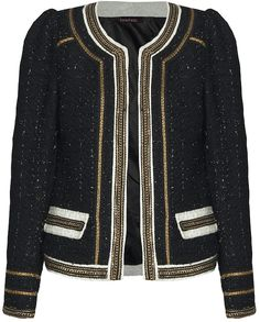 I Love: Boohoo's £45 Chanel-Style Trophy Jacket - Coco's Tea Party