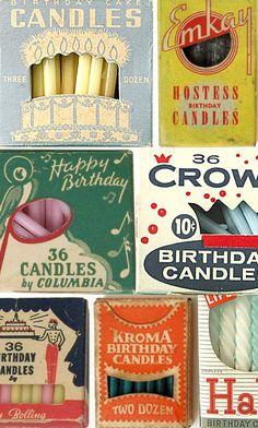 Birthday Goodies!   Vintage Me Oh My