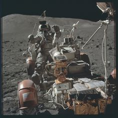 The Sickest Never-Before-Seen Photos from NASA's Apollo Mission | The Creators Project