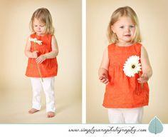 2 Year Old Girl Photo Ideas