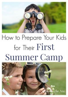 Learn how to get your kid reading for their first summer camp. Summer camps are fun and such a great part of childhood summers, but it can be nerve-wrecking to send your kid off for the first time! These tips and tricks will help you and your child prepare for summer camp! #SummerCamp #80sSummer #Summer #SummerFun #MamaintheNow #ParentingTips Summer Camps For Kids, One Summer, Happy Summer, Summer Kids, Kids Fever, Day Camp, Before Baby, Friends Mom, New Dads