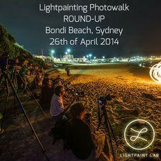 Sydney Photography, Photo Walk, Bondi Beach, Lab, Light Painting, Videos, Good Things, Concert, Movie Posters