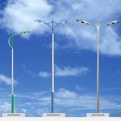 we are manufacturers and suppliers swaged type tubular pole, swaged type tubular pole in ahmedanbad, gujarat, india.