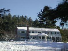 Vacation rental in Stowe, VT (yes!)