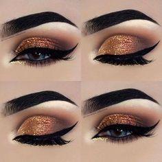 . Product details... . @anastasiabeverlyhills Dipbrow pomade in Ebony. • @tartecosmetics Lid lock in Buff to prime the eyes which I set with @motivescosmetics Luminous Loose powder in Banana • • Eyeshadows used are from @tartecosmetics Tartelette Toasted Palette & @inglot_australia body sparkles in no.49 •@inglot_australia AMC gel liner no. 77 & Duraline,• @lorealaustralia @lorealmakeup False lash XFiber mascara • @hudabeauty FARAH lashes & glue applied with ...