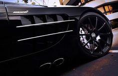 Mercedes Mclaren SLR...