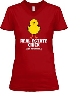 Real Estate Chick (G