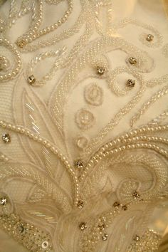 Camille Garcia Wedding Gown Wedding Gowns, Gold Necklace, Couture, Bridal, Detail, Fall, Beautiful, Jewelry, Fashion