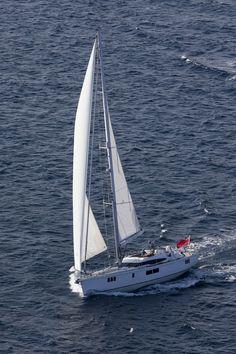 Yate de vela de crucero / con deck saloon / con center cockpit / con 3 o 4 camarotes - 58 - Gunfleet Yachts