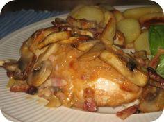 Oven Baked Chicken Breast at Brutsellog.com