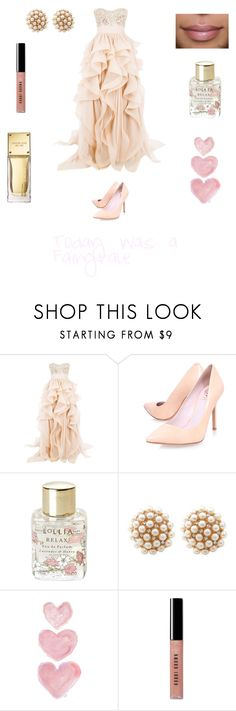 """""""Today was a Fairytale"""" by directionerot ❤ liked on Polyvore featuring Reem Acra, Vince Camuto, Lollia, Shabby Chic, Bobbi Brown Cosmetics and Michael Kors"""