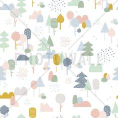 Woods Multi - Tapetit / tapetti - Photowall