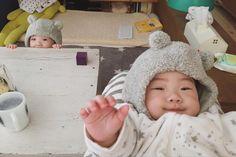 本日のはなうた #hanautatwins #twins