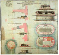 Ainsi naquit Boyardville.  Avant de pouvoir commencer les travaux, il faut d'abord créer de toutes pièces un d'arsenal regroupant l'ensemble des matériaux et des ateliers de construction.Un formidable chantier s'engage, en 1803, sur l'île d'Oléron. Une ville, logiquement baptisée Boyardville (parfois notée Boyard-ville), est créée ex nihilo à la pointe nord-est, à l'embouchure du chenal de La Perrotine.
