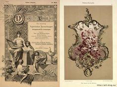1894 Ephemera ~ Álbum de imágenes para la inspiración (pág. 96) | Aprender manualidades es facilisimo.com