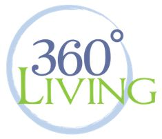 360 Living logo Developement Personnel, Meaningful Life, Logos, Balanced Life, Meaning Of Life, Best Relationship, Relaxation Techniques, Positive Mind, Literary Criticism