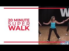 Running Workouts, Easy Workouts, At Home Workouts, Leslie Sansone, I Hate Running, Fitness Workout For Women, Fitness Workouts, Senior Fitness, Dance Fitness
