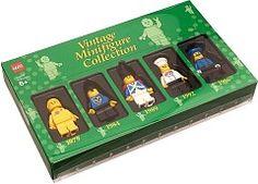 852697-1: Vintage Minifigure Collection Vol. 3